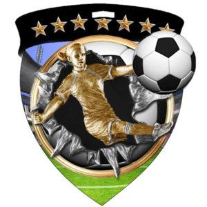 Soccer Medal Female
